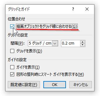 パワーポイントの細かい位置調整に「Ctrl」+「矢印」キー